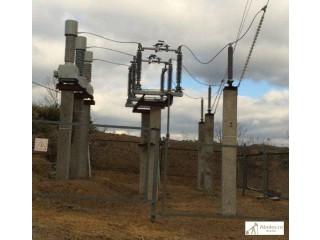 Подстанции 110/0,4 kВ для электроснабжение потребителя