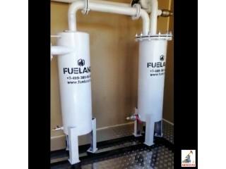 Фильтрационная установка для очистки топлива