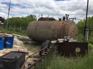 Емкость, цистерна, резервуар 25-160 м3