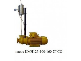Насос КМН 125-100-160 2Г СО