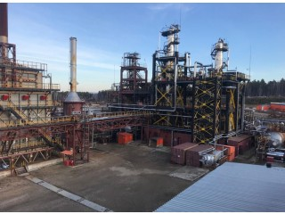 Нефтеперерабатывающее оборудование и заводы
