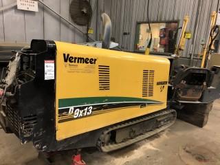 ГНБ установка Vermeer D 9*13 серия 3