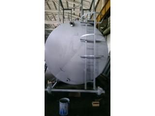 Заправочный резервуар на санях 25м3