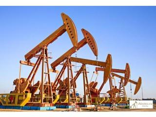 Нефть сырая товарная.